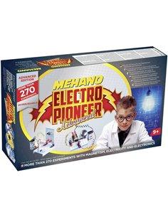 Kit esperimenti Mehano Electro Pioneer Advanced 90258 da 9 anni