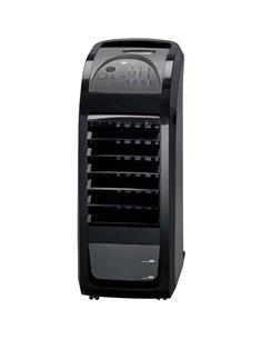 Clatronic LK 3742 Raffrescatore evaporativo 70 W (L x L x A) 380 x 280 x 695 mm Nero con umidificatore, Oscillante,
