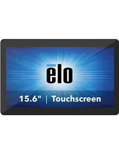 elo Touch Solution I-Series 2.0 38.1 cm (15 pollici) PC All-in-One Touchscreen Intel Core i5 8 GB 128 GB SSD Intel UHD