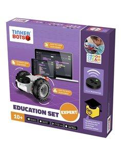 TINKERBOTS Robot in kit da montare Education Expert Set
