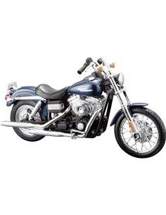 Maisto Harley ´06 FXDBI Dyna Street Bob 1:12 Motomodello