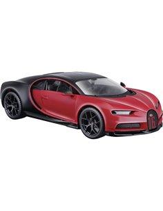 Maisto Bugatto Chiron Sport 1:24 Automodello
