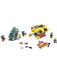 60264 LEGO® CITY Sottomarino per la ricerca marina