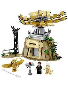 76157 LEGO® DC COMICS SUPER HEROES Wonder Woman™ contro Cheetah™