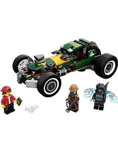 70434 LEGO® HIDDEN SIDE™ Auto da corsa supernaturale