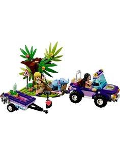41421 LEGO® FRIENDS Salvataggio del taby di elefanti con furgone