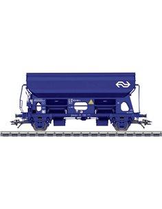 Märklin 46305 Kit di 3 vagoni a scarico automatico H0 Tds di NS