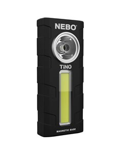 Nebo NB6809 TiNO LED (monocolore) Torcia piatta a batteria 300 lm
