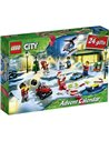 60268 LEGO® CITY Calendario dellavvento