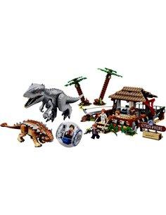 75941 LEGO® JURASSIC WORLD™ Indominus Rex vs. Ankylosaurus