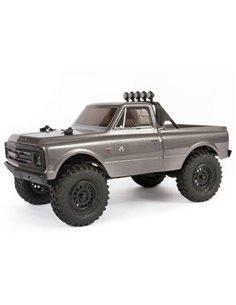 Fuoristrada Axial Brushed 1:24 Automodello Elettrica 4WD RtR incl. Batteria, caricatore e batterie telecomando