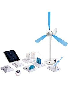 Kit per esperimenti Horizon Renewable Energy Science Education Set FCJJ-37 da 12 anni