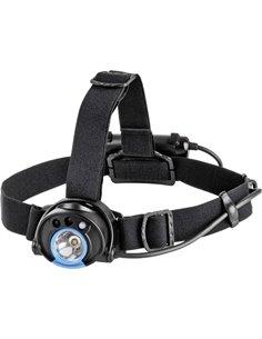 B & W Infrared Sensor LED (monocolore) Lampada frontale a batteria 235 lm 250 h HL235B
