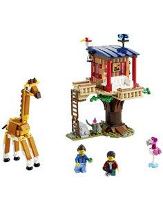 31116 LEGO® CREATOR Casa degli alberi da Safari