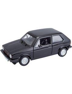 Bburago VW Golf 1 GTI 1:24 Automodello
