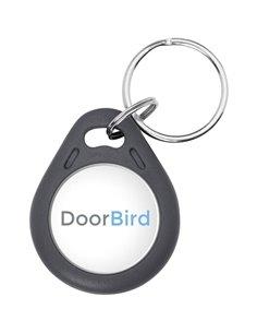 DoorBird 4260423860605 Video citofono IP Transponder 10 scomparti Nero, Bianco