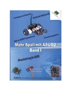 Libro Arexx Mehr Spaß mit ASURO, Band 1 Adatto per tipo (kit robot): ASURO