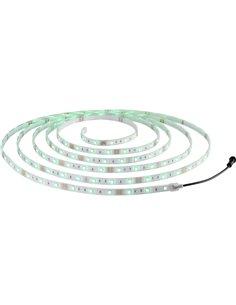Polarlite Kit completo striscia LED con spina/presa 12 V 500 cm RGB
