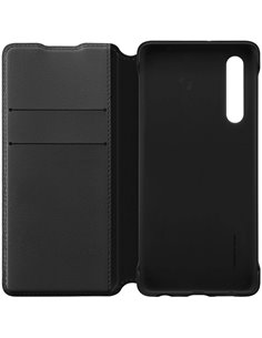 HUAWEI Wallet Cover Custodia a libro Booklet N/A Nero