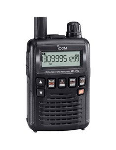 Icom IC-R6  Ricevitore Scanner 0-1300 MHz