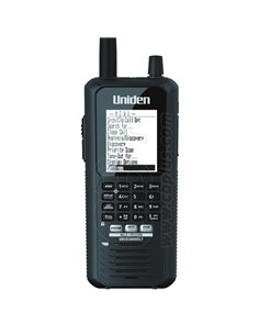 Uniden UBCD-3600-XLT Ricevitore scanner ana/dig CD software gratuito