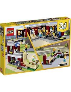 LEGO® CREATOR 31081 Centro di conversione tempo libero regolabile