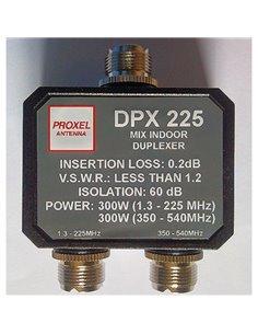 Proxel DPX-225 Duplexer 1.3-225 mhz 350-540 mhz