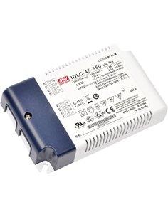 Mean Well IDLC-45-1400 Trasformatore per LED, Driver per LED Corrente costante 44.8 W 1400 mA 19 - 32 V/DC Montaggio su