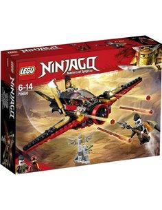 LEGO® NINJAGO 70650 Speeder ad alette