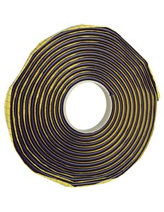 3M Scotch-Seal 5313 FS-9000-2031-4 Guarnizione adesiva Scotch Seal® 5313 Nero (L x L) 15 m x 7 mm 1 Rotolo(i)