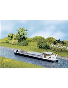 Faller 131006 H0 Chiatta di carico per fiume