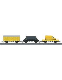Kit di espansione per treno cantiere in scala H0 Märklin Start up 78083