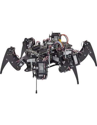 MAKERFACTORY Robot in kit da montare RoboBug Kit Version