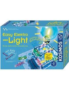 Kit esperimenti Kosmos Easy Elektro - Light 620530 da 8 anni