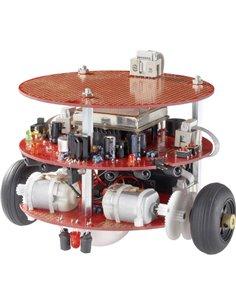 Robot in kit da montare C-Control PRO-BOT128A versione pronta alluso