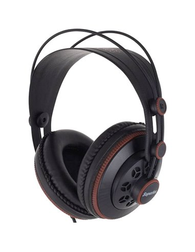 Superlux HD-681 Studio Cuffia Cuffia Over Ear Nero