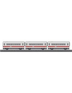 Märklin World 44108 Kit 3 vagoni passeggeri ICE H0 di DB AG