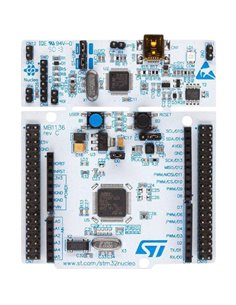 STMicroelectronics Scheda di sviluppo NUCLEO-F401RE STM32 F4 Series