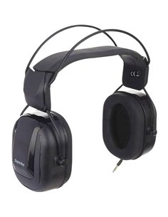 Superlux HD-665 Studio Cuffia Cuffia Over Ear Cancellazione del rumore Nero