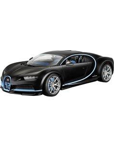 Bburago Bugatti Chiron 1:18 Automodello