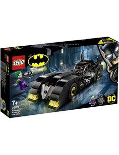 LEGO® DC COMICS SUPER HEROES 76119 ™ Batmobile: inseguimento con il Joker™