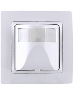 Kopp 808402013 Da incasso Rilevatore di movimento 180 ° Bianco artico IP20