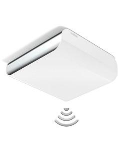 Steinel M2 052508 Plafoniera LED con rilevatore di movimento Classe energetica: LED 9.5 W Bianco caldo Cromato