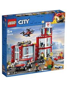 LEGO® CITY 60215 Stazione dei vigili del fuoco
