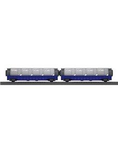 Märklin World 44117 H0 kit 2 pz. Jettainer Airport