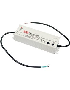 Mean Well HLG-80H-12B Driver per LED, Trasformatore per LED Tensione costante, Corrente costante 60 W 5 A 7.2 - 12 V/DC