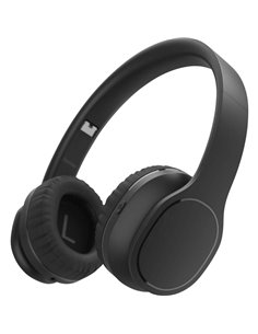 Hama Touch Bluetooth Cuffia Cuffia On Ear headset con microfono, regolazione del volume, controllo touch Nero