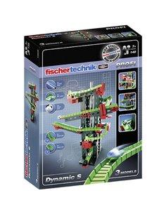 Kit da costruire fischertechnik PROFI Dynamic S 536620 da 7 anni
