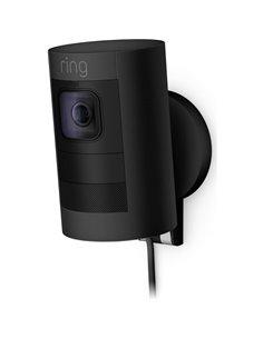 ring Stick Up Cam - Wired Black 8SS1E8-BEU0 LAN, WLAN IP Videocamera di sorveglianza 1920 x 1080 Pixel
