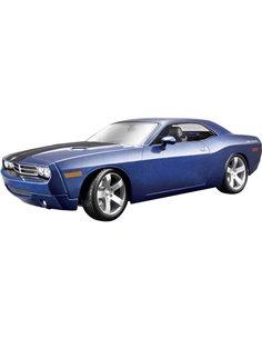 Maisto Dodge Challenger Concept 06 1:18 Automodello